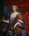 Elizabeth Murray, Duchess of Lauderdale, 1626 - 1698 by unknown - print