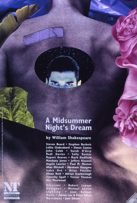 A Midsummer Night's Dream - print