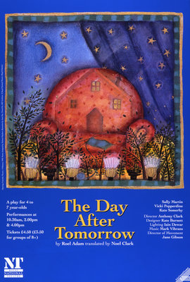 The Day after Tomorrow - print