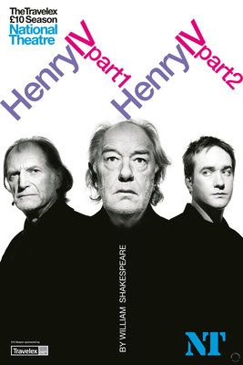 Henry IV - Parts One and Two - print