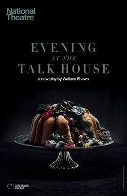 Evening At The Talk House - print