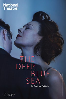 The Deep Blue Sea - print