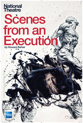 Scenes from an Execution - print