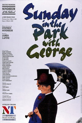 Sunday in the Park with George - print