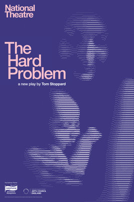 The Hard Problem Wall Art & Canvas Prints by Graphic Design Studio
