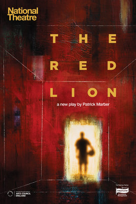 The Red Lion Wall Art & Canvas Prints by National Theatre Graphics Design Studio