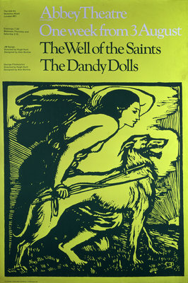 The Well of the Saints/The Dandy Dolls - print