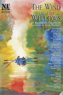 The Wind in the Willows - print