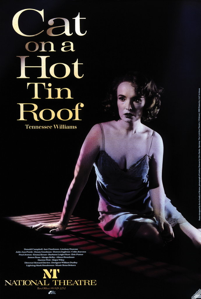 cat on a hot tin roof critical essay