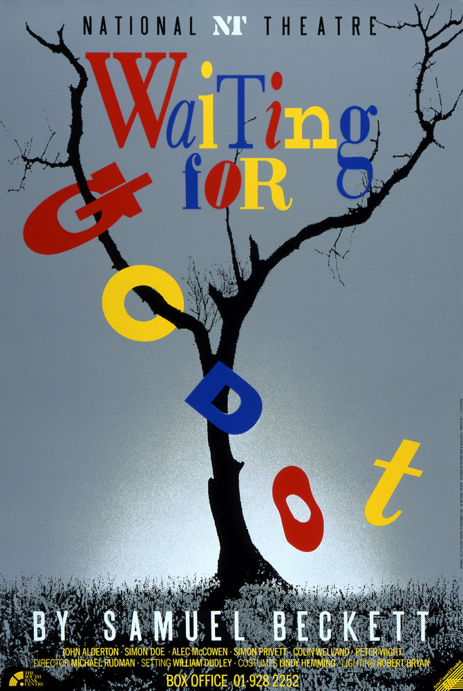 Drawing Waiting for Godot