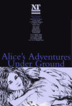 Alice's Adventures Under Ground - print