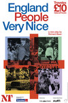 England People Very Nice - print