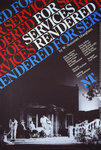 For Services Rendered - print