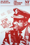 For the West - print