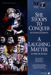 She Stoops to Conquer/ A Laughing Matter - print