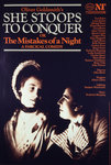 She Stoops to Conquer - print