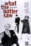 What the Butler Saw - print