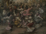 Memories of Mandalay, 1923 by Edward Atkinson Hornel - print