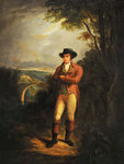 Robert Burns by unknown - print