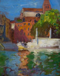 Venice by Francis Cadell - print