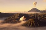 Mount Bromo, Java by Dan Bool - print