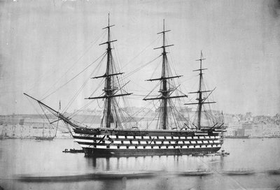 The 'Victoria' (1859) by unknown - print