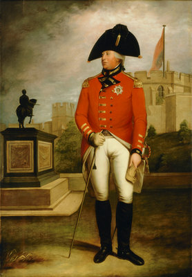 George III (1738-1820) by William Beechey - print