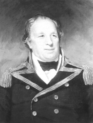 Captain John Schank (1740-1823) by unknown - print