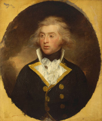 Captain Sir Robert Stopford Bt (1768-1847) by William Beechey - print