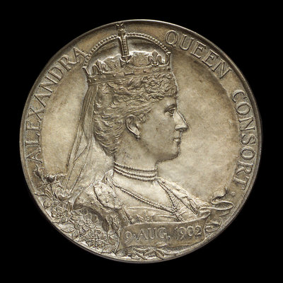 Medal commemorating the tercentenary of the destruction of the Spanish Armada, 1888; reverse by unknown - print