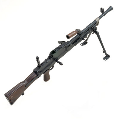 Bren light machine gun by Royal Small Arms Factory - print
