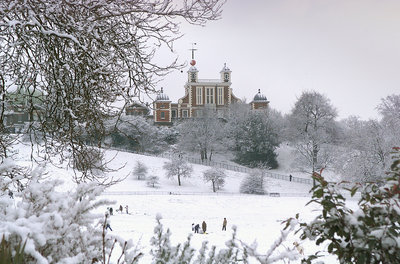 Flamsteed House, Royal Observatory, Greenwich by National Maritime Museum Photo Studio - print
