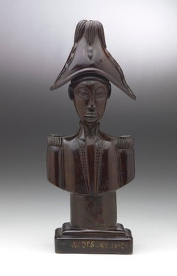 Bust of Jean-Jacques Dessalines by unknown - print