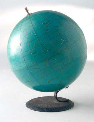 Sphere and stand by George Philip & Son - print