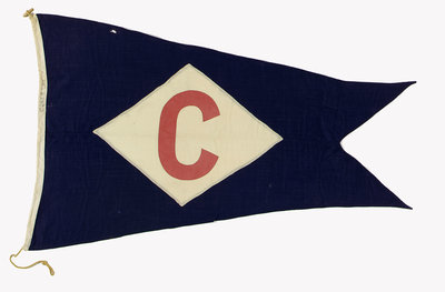 House flag, Baltic Steamship Co. Ltd by Porter Bros Ltd. - print