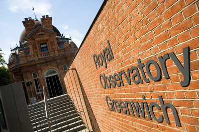 Entrance to Royal Observatory, Greenwich by National Maritime Museum Photo Studio - print