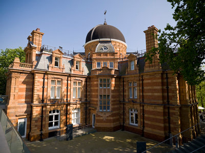 Exterior of the astronomy centre of the Royal Observatory, Greenwich by National Maritime Museum Photo Studio - print