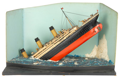 'Titanic' (1912) by unknown - print