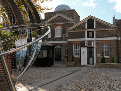 Meridian Line, Royal Observatory Greenwich by Tina Warner - print