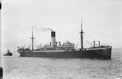 Photograph of the ship HMS Laomedon (1912) by unknown - print