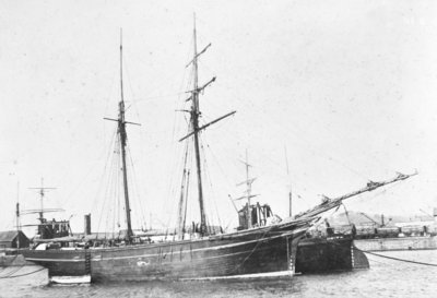 Photograph of the vessel 'Little Gem' (1893) by unknown - print