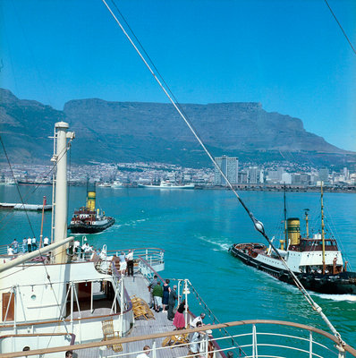 Cape Town, South Africa by Marine Photo Service - print
