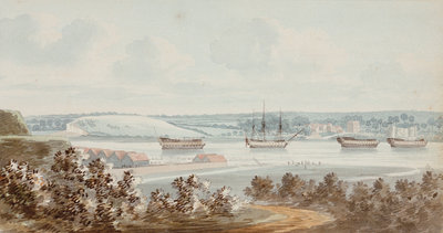 Chatham by George Bulteel Fisher - print