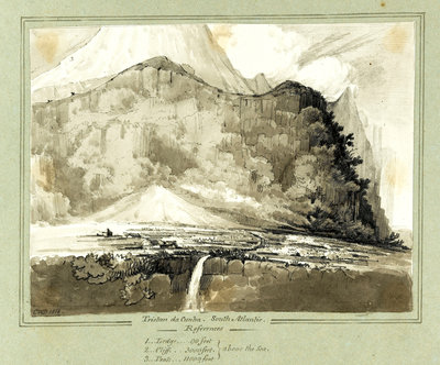 Tristan da Cunha South Atlantic Fine Art Print by C. W. Browne
