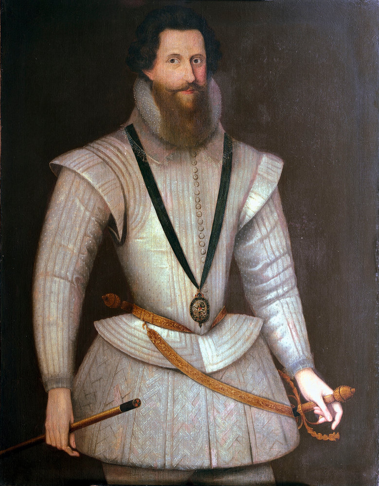 Robert devereux 2nd earl of essex 1567 1601 marcus for The devereux