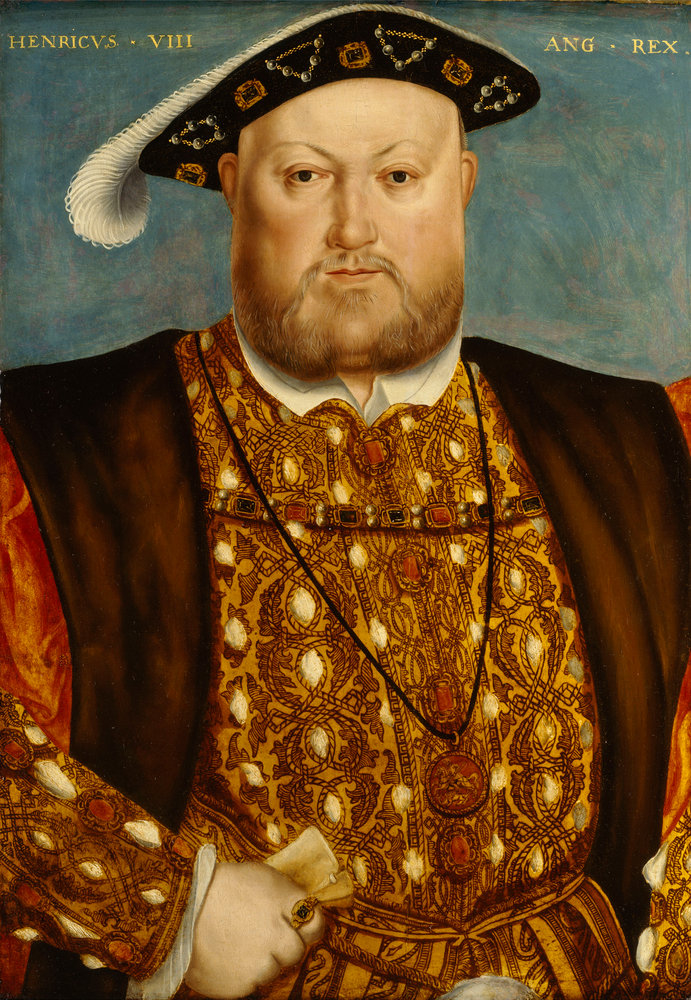 Henry VIII (1491-1547) - unknown - Royal Museums Greenwich ...
