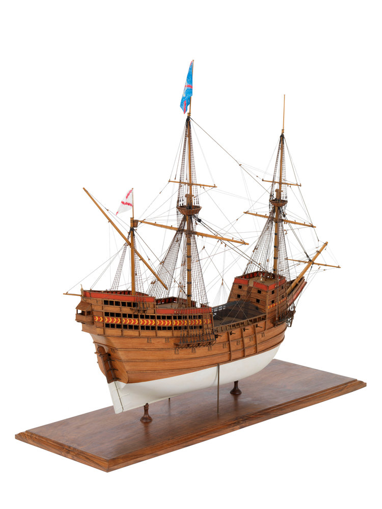 spanish galleon - philip wride