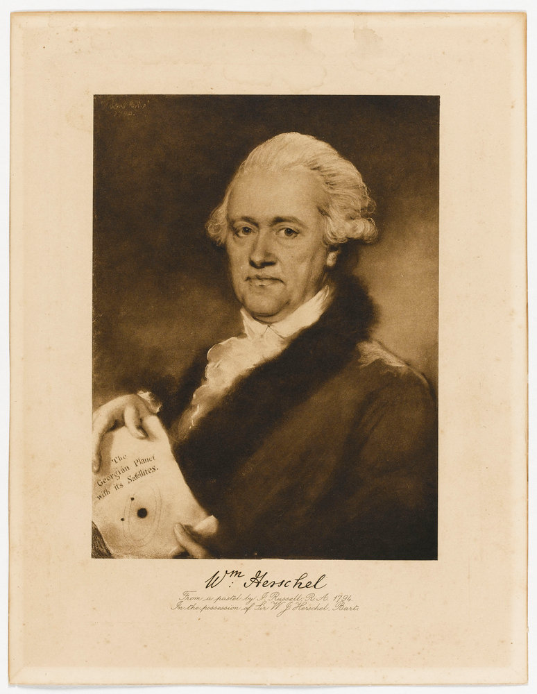 Sir William Herschel 1738 1822 John Russell Royal