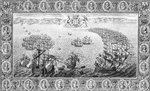 Armada 1588 by James Cundee - print