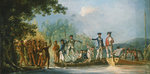 Landing at Mallicolo, 1774 Wall Art & Canvas Prints by George Gower